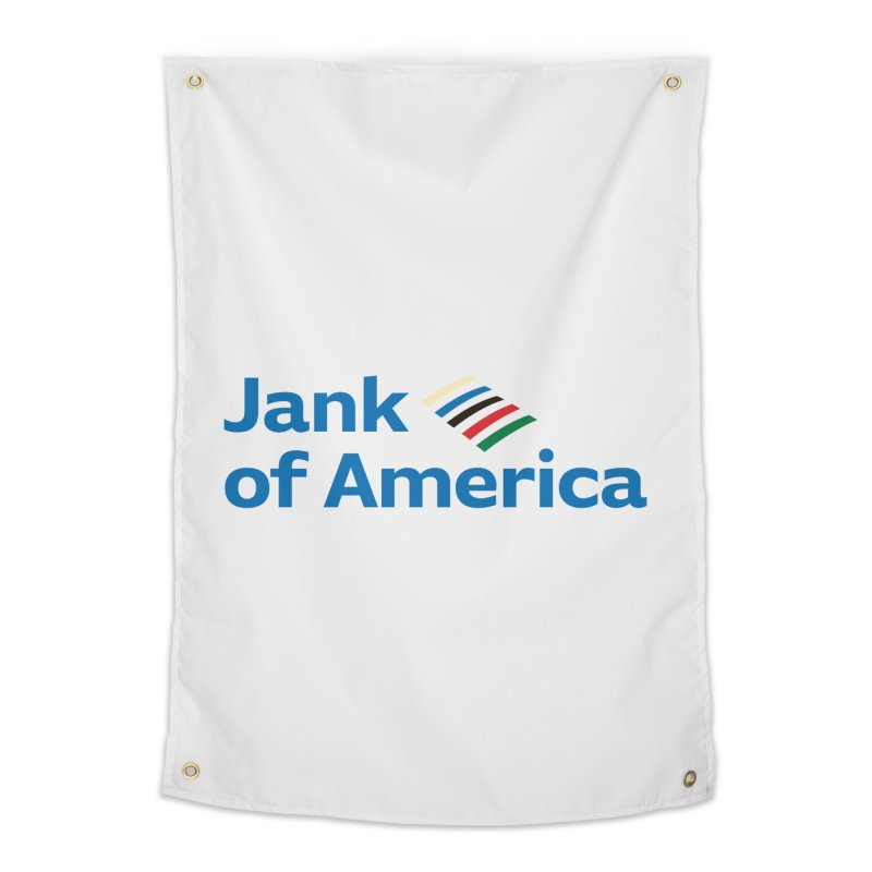 Jank of America Home Tapestry by The Schwaggering