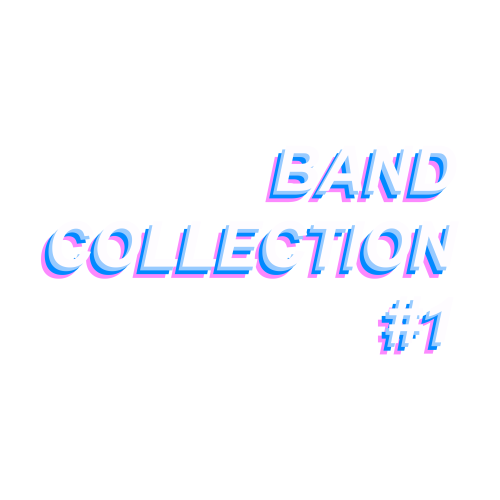 Band-Collection-Number-1
