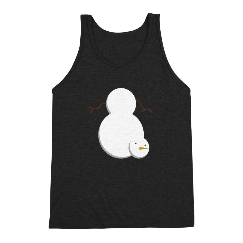 Frosty Men's Triblend Tank by The Science Of