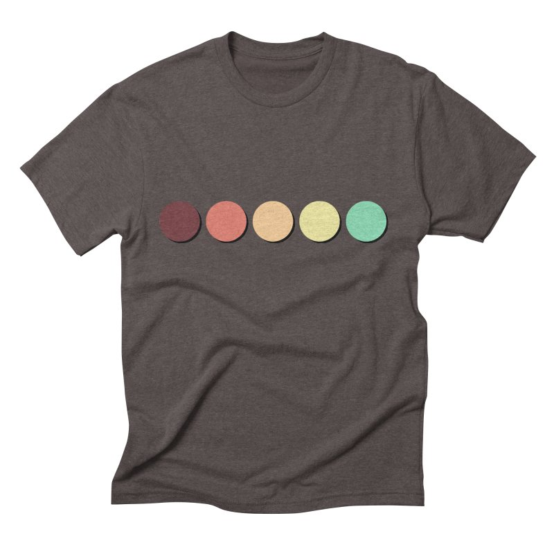 Stoplights Men's Triblend T-shirt by The Science Of