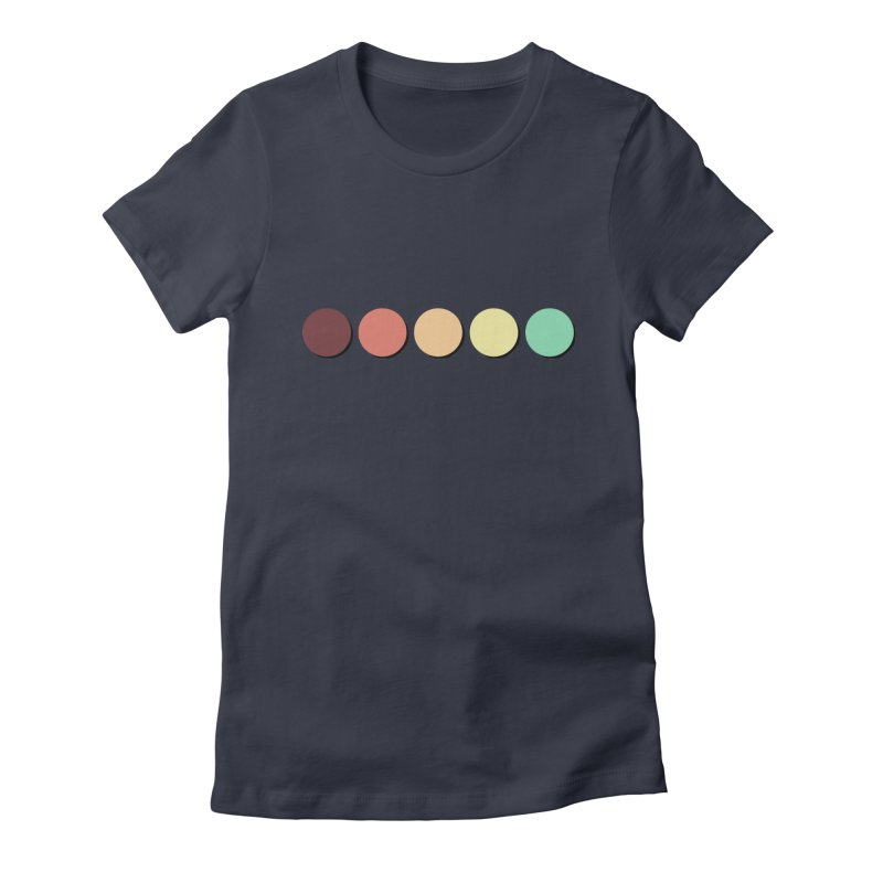 Stoplights Women's Fitted T-Shirt by The Science Of