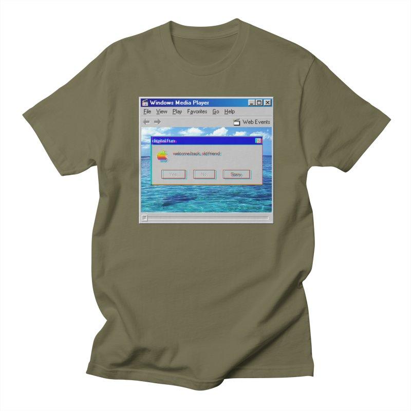 digitalfun.avi Men's T-shirt by The Science Of