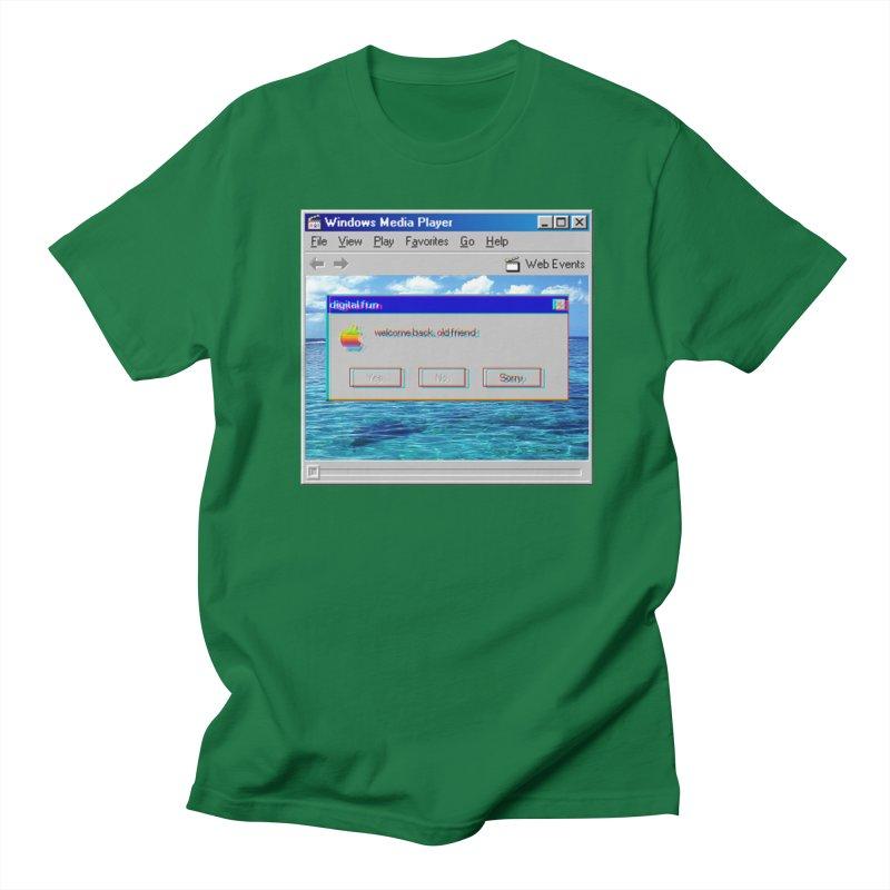 digitalfun.avi Women's Unisex T-Shirt by The Science Of