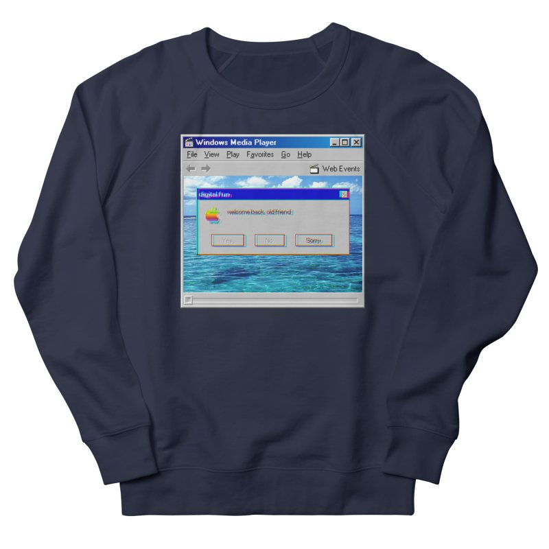 digitalfun.avi Women's Sweatshirt by The Science Of