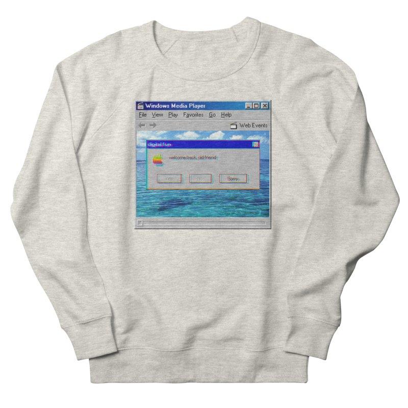 digitalfun.avi Women's Sweatshirt by The Science Of