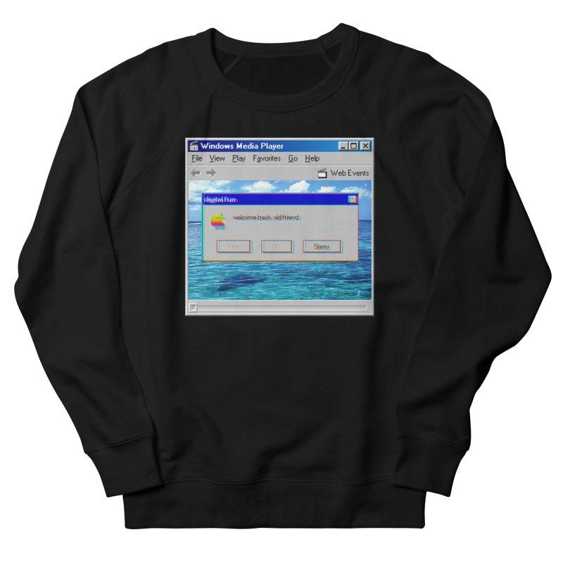 digitalfun.avi Men's Sweatshirt by The Science Of