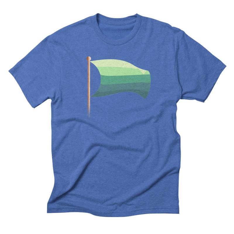 Surrender Men's Triblend T-Shirt by The Science Of