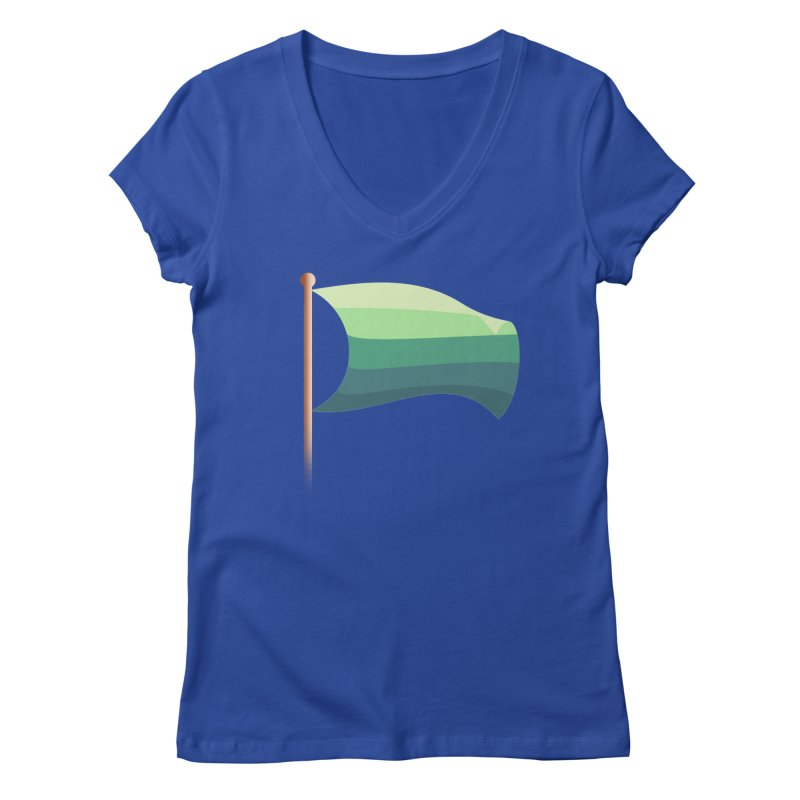 Surrender Women's V-Neck by The Science Of