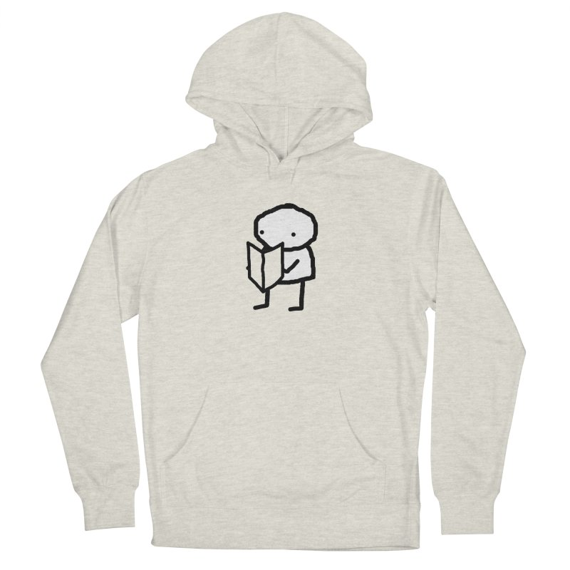 Newspaper Women's Pullover Hoody by The Science Of