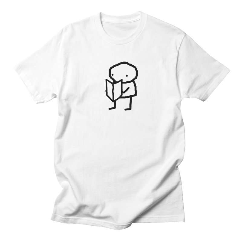 Newspaper Men's T-shirt by The Science Of