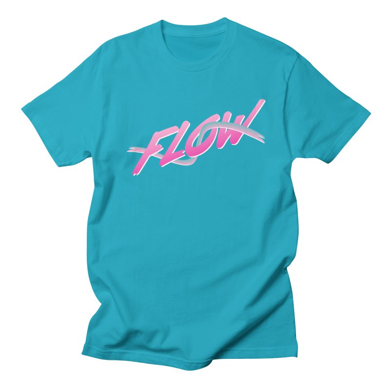 Flow Women's Unisex T-Shirt by The Science Of