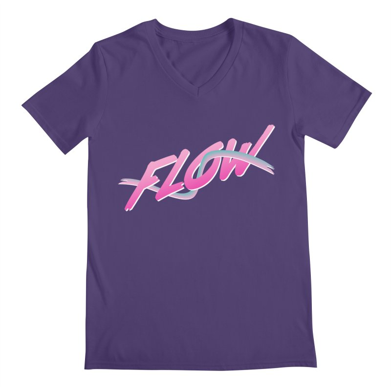 Flow Men's V-Neck by The Science Of
