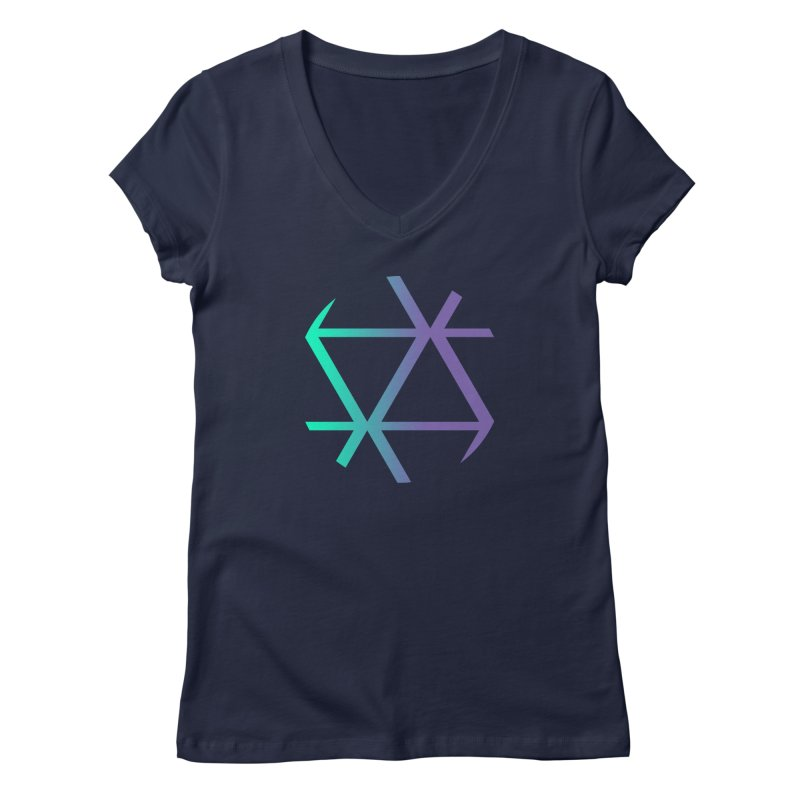 Nether Women's V-Neck by The Science Of