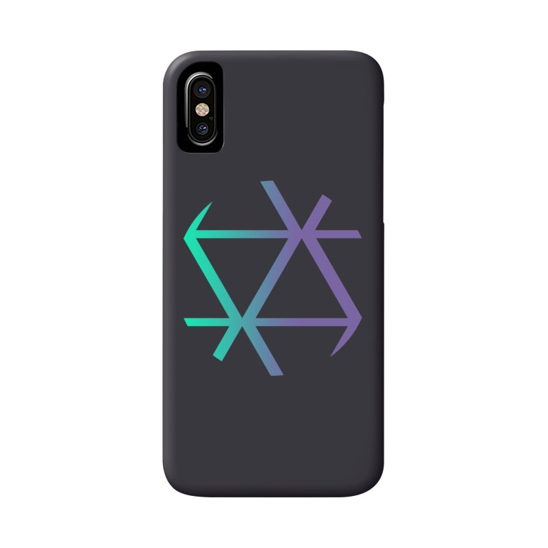 Nether Accessories Phone Case by The Science Of