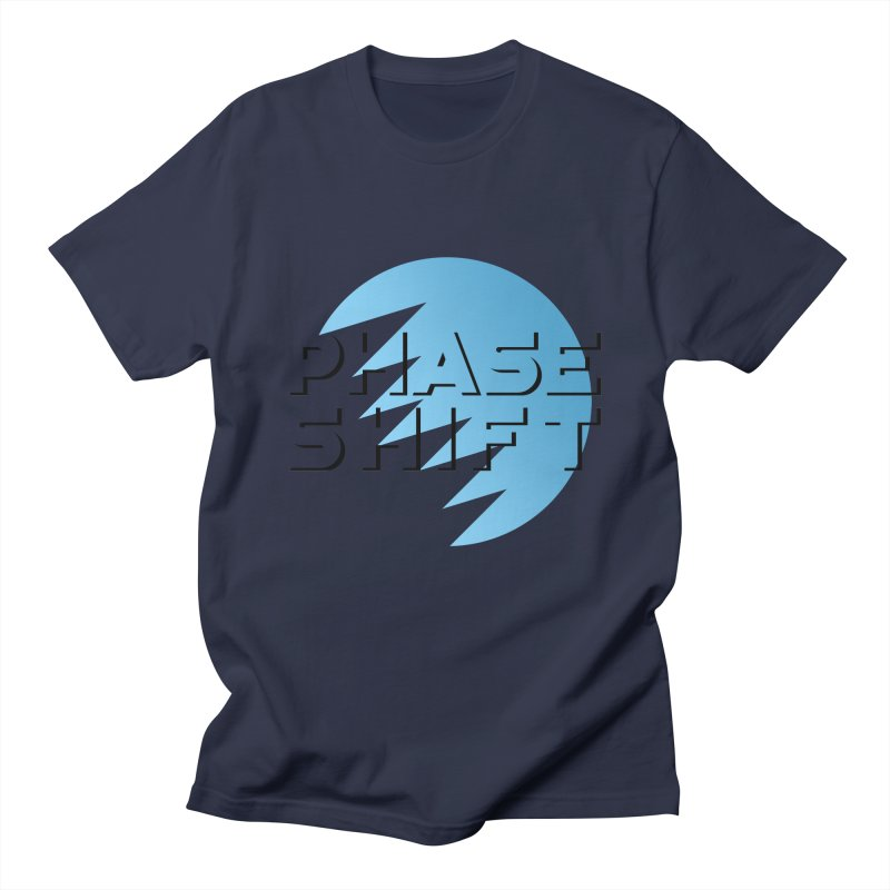 Phase Shift Men's T-shirt by The Science Of