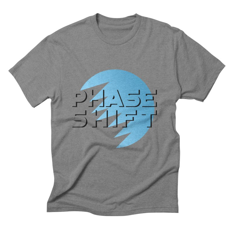Phase Shift Men's Triblend T-Shirt by The Science Of