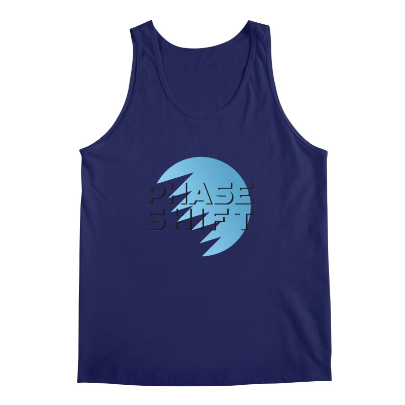 Phase Shift Men's Tank by The Science Of