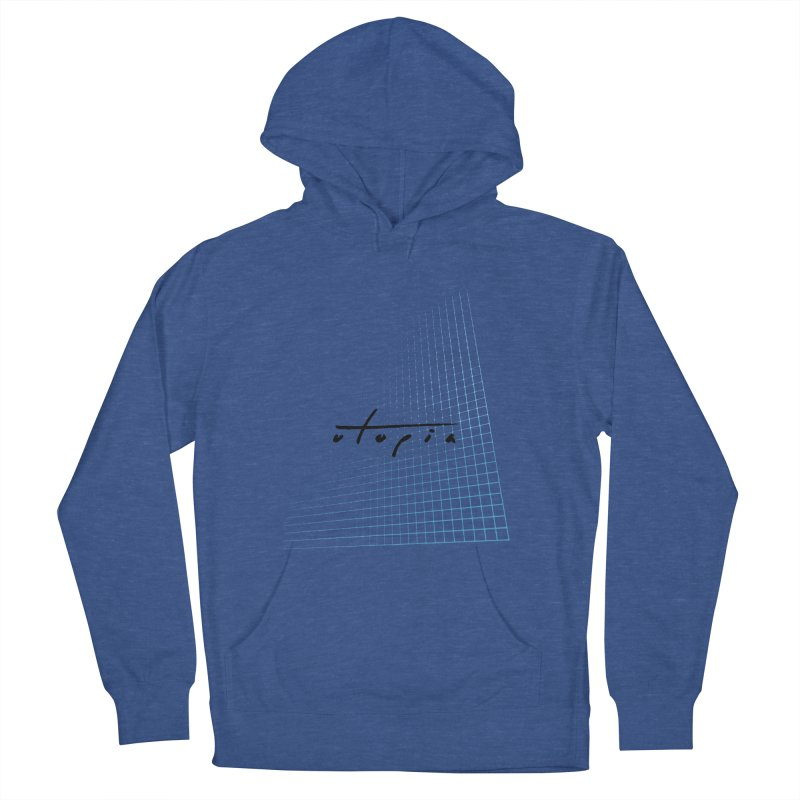 Utopia Women's Pullover Hoody by The Science Of