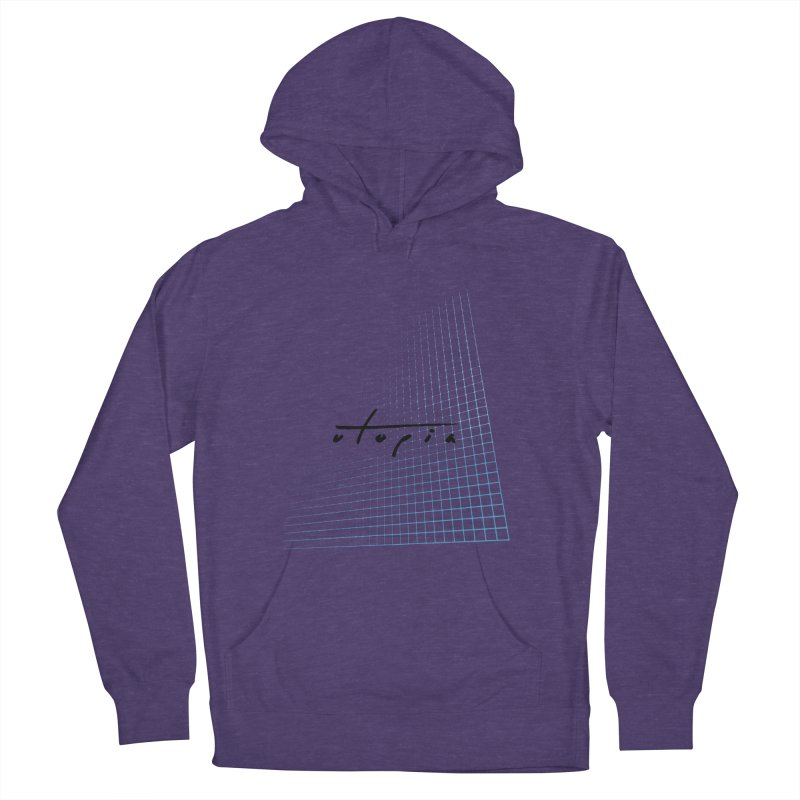 Utopia Men's Pullover Hoody by The Science Of