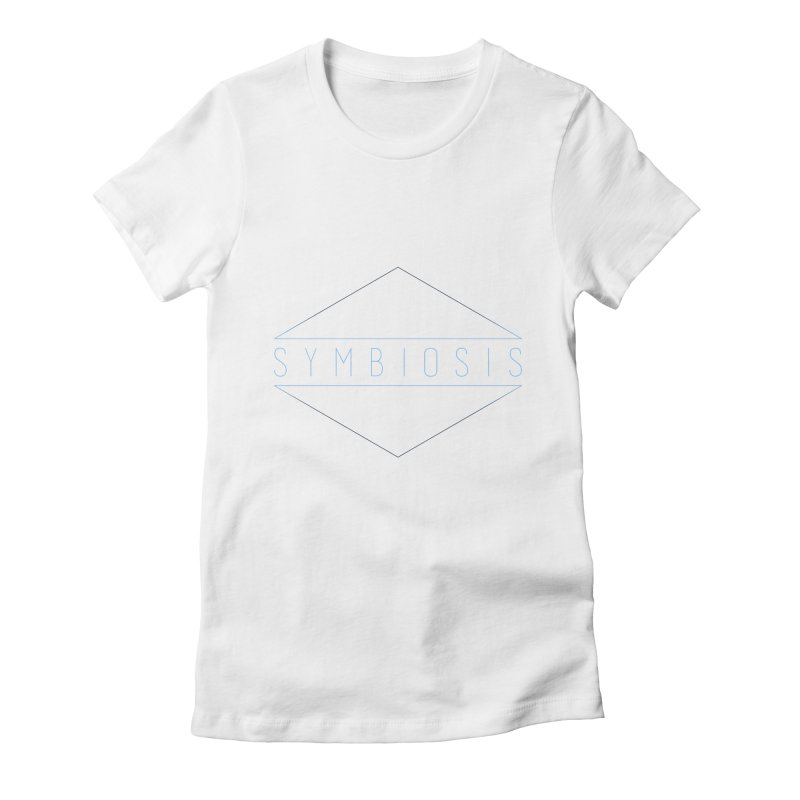 Symbiosis Women's Fitted T-Shirt by The Science Of