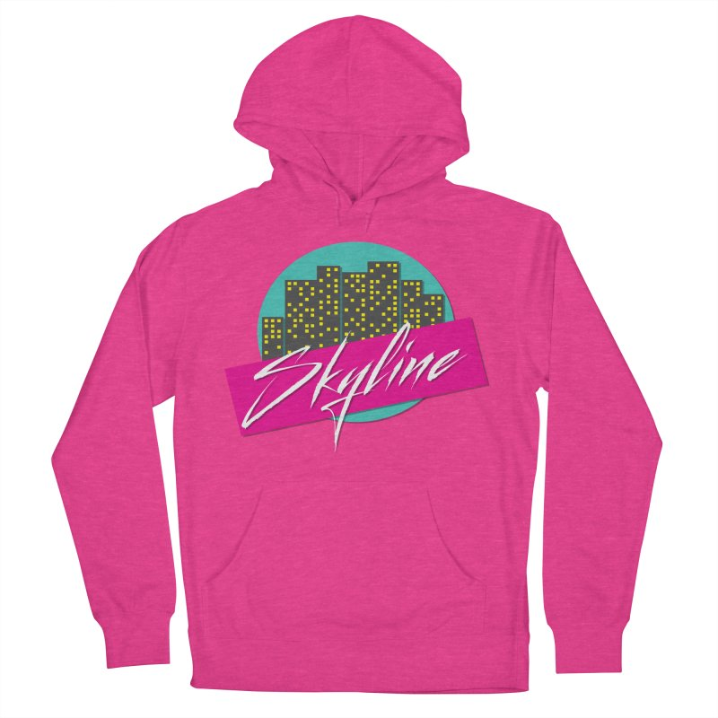 Skyline Women's Pullover Hoody by The Science Of