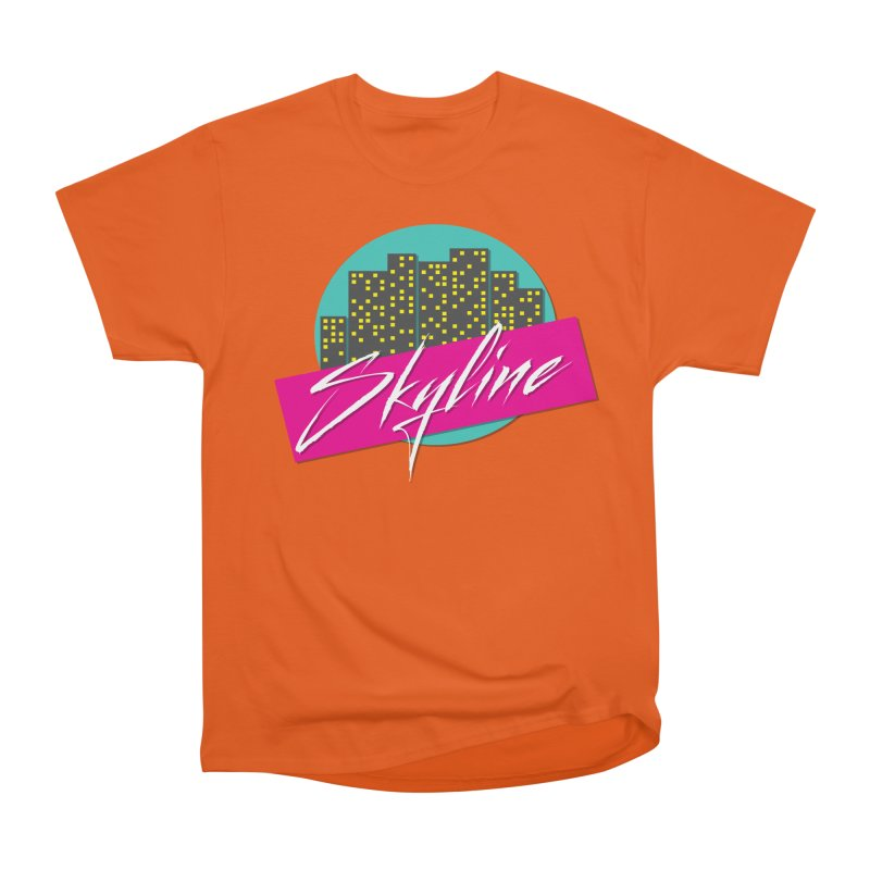 Skyline Men's Classic T-Shirt by The Science Of