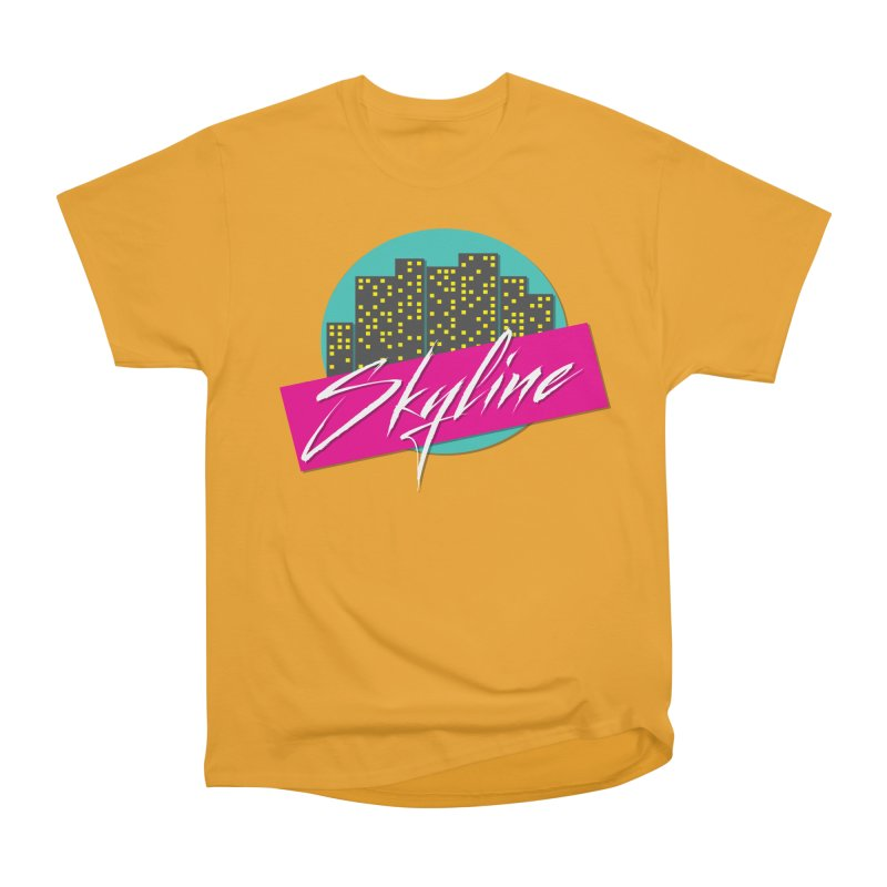 Skyline Women's Classic Unisex T-Shirt by The Science Of