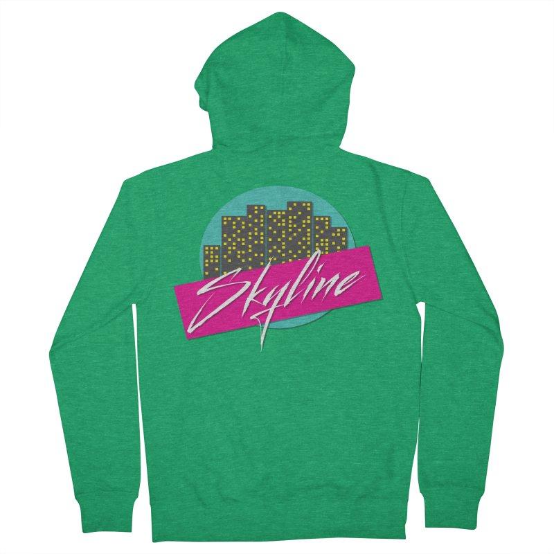 Skyline Women's Zip-Up Hoody by The Science Of