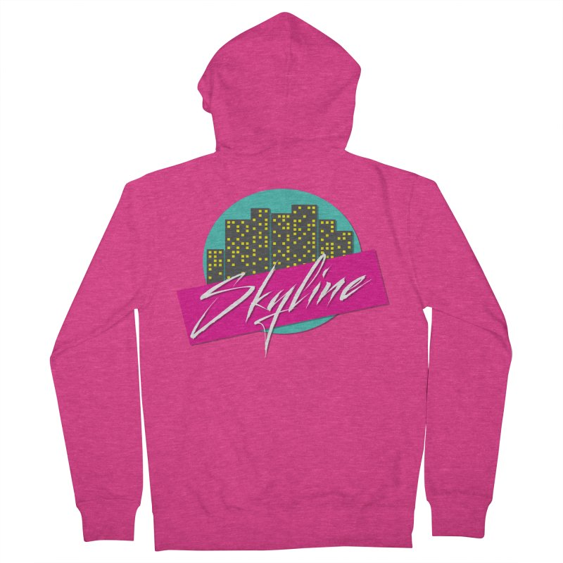Skyline Women's Zip-Up Hoody by The Science Of