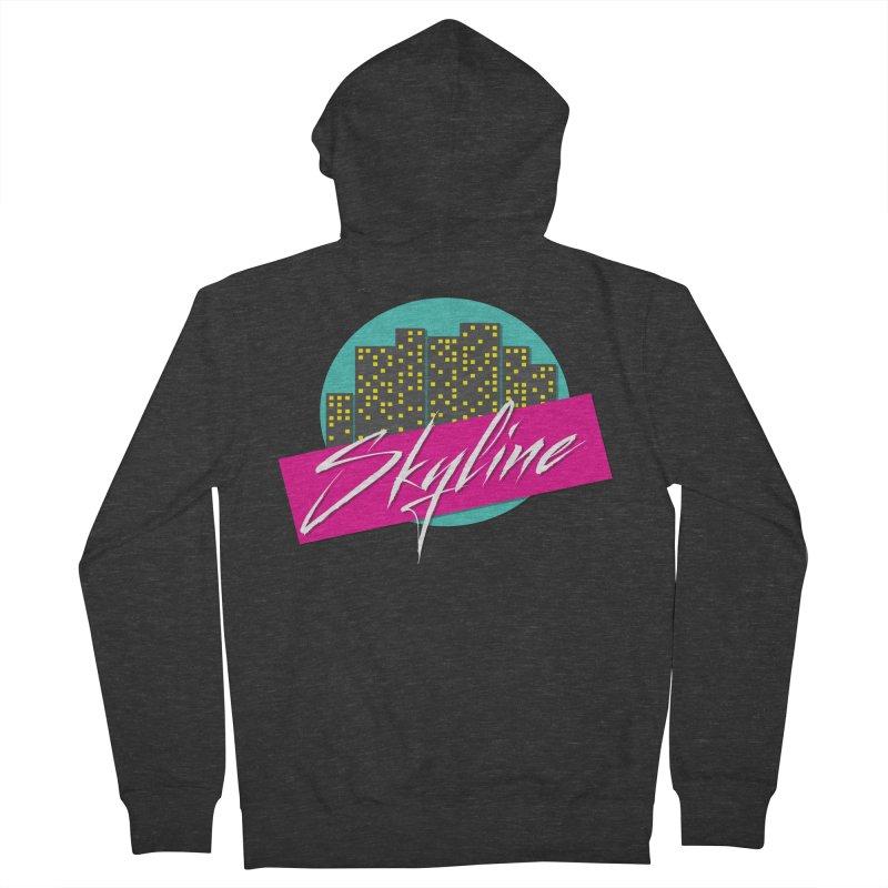 Skyline Men's Zip-Up Hoody by The Science Of
