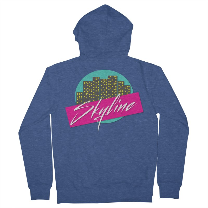Skyline Men's Zip-Up Hoody by The Science Of