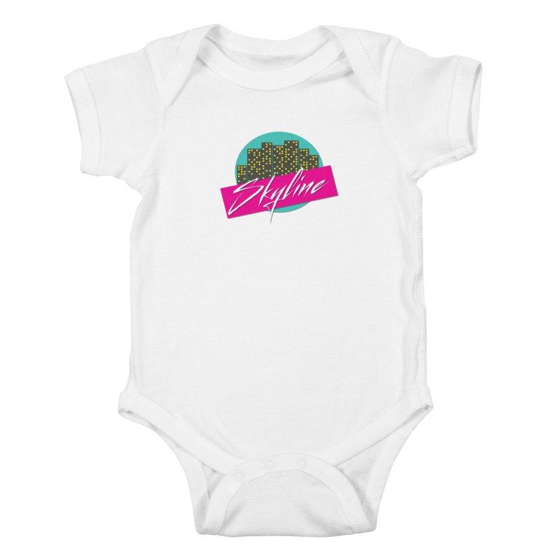 Skyline Kids Baby Bodysuit by The Science Of