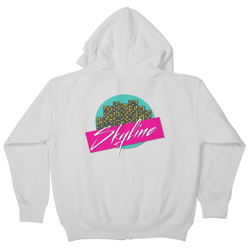Skyline Kids Zip-Up Hoody by The Science Of