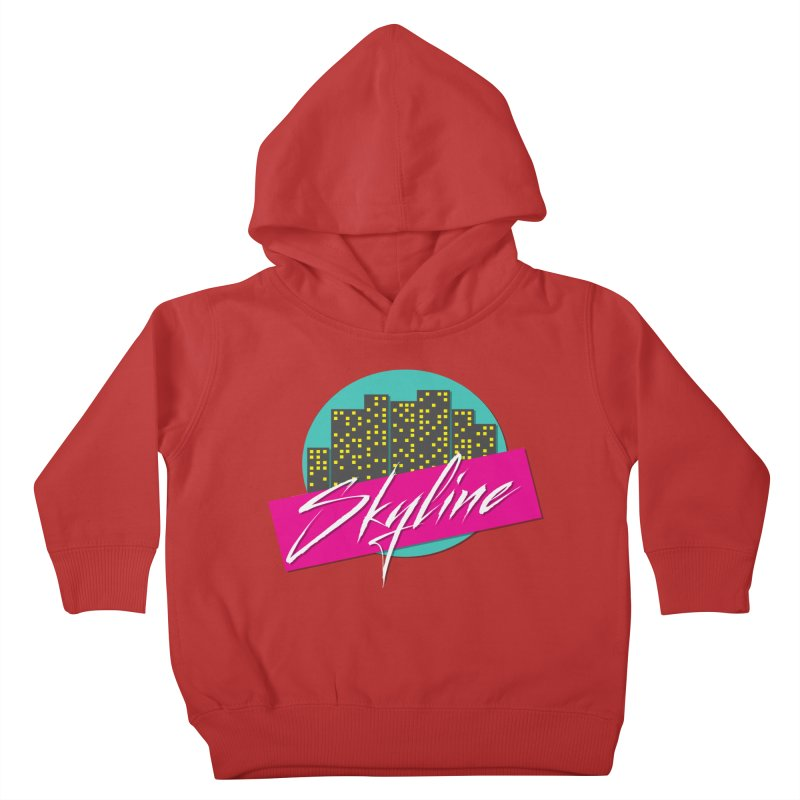 Skyline Kids Toddler Pullover Hoody by The Science Of