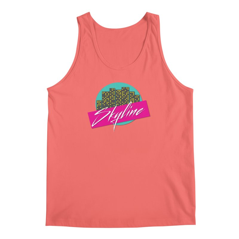 Skyline Men's Tank by The Science Of
