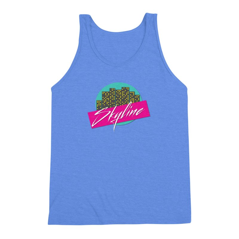 Skyline Men's Triblend Tank by The Science Of
