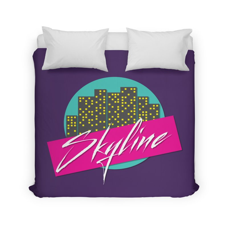 Skyline Home Duvet by The Science Of