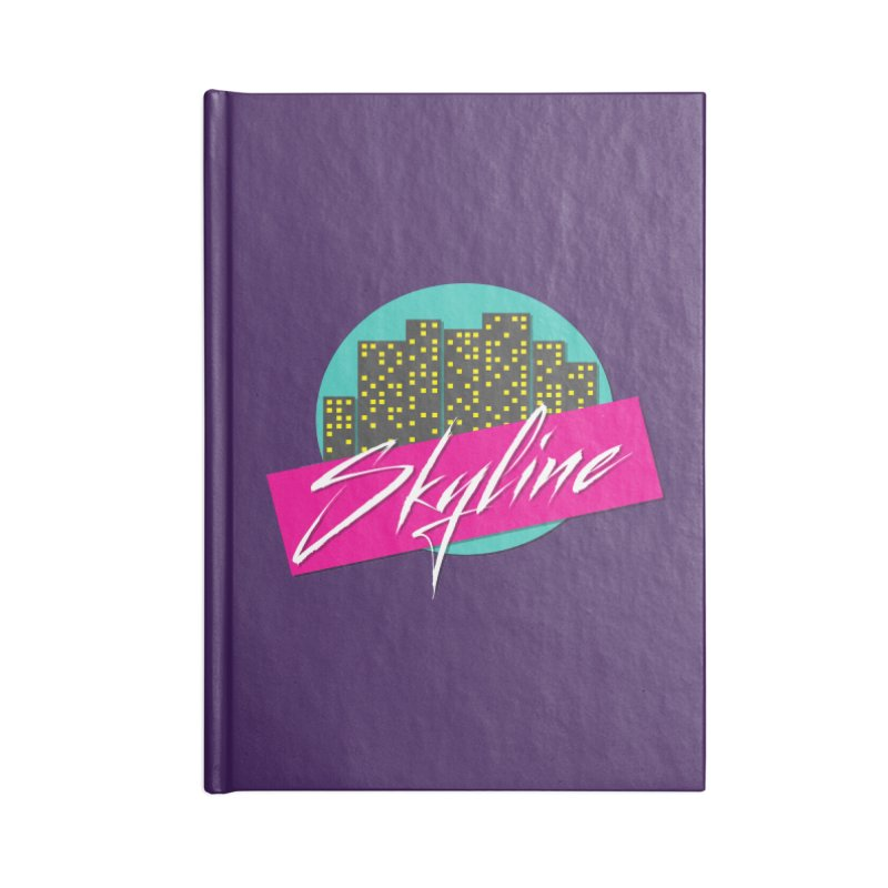 Skyline Accessories Notebook by The Science Of