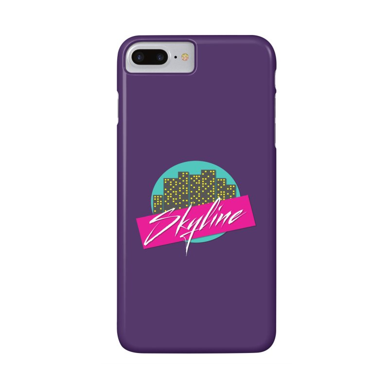 Skyline Accessories Phone Case by The Science Of