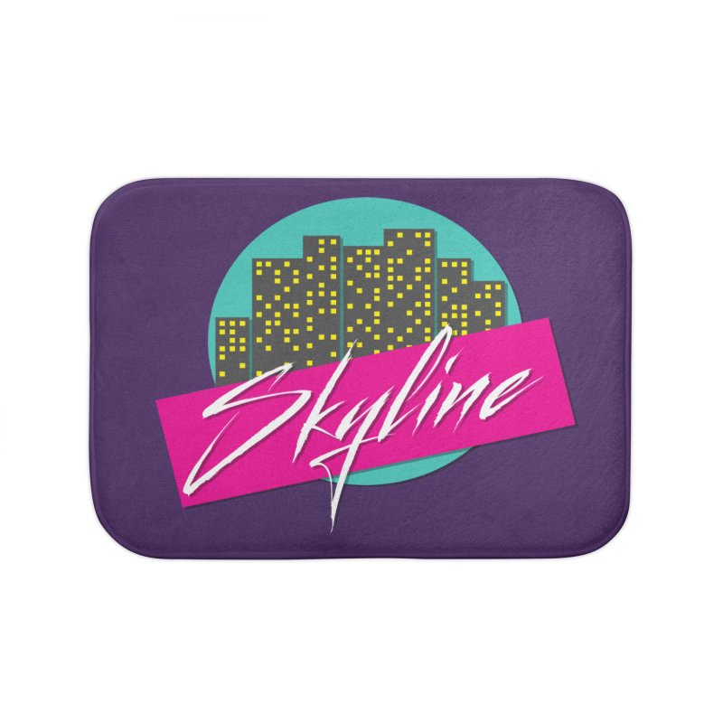 Skyline Home Bath Mat by The Science Of