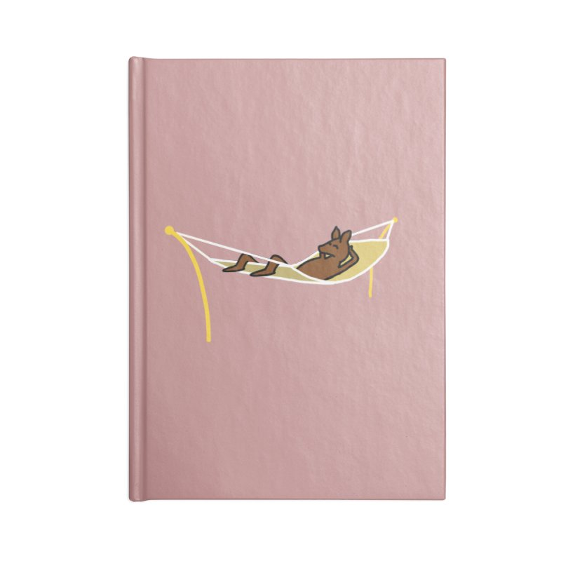 Kangaroo Accessories Notebook by The Science Of