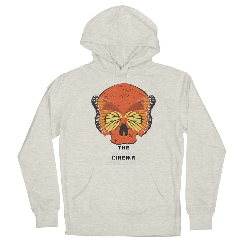 the butterfly effect Women's French Terry Pullover Hoody by The Secret Cinema Podcast Shop