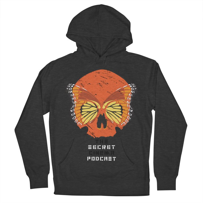 the butterfly effect Men's French Terry Pullover Hoody by The Secret Cinema Podcast Shop