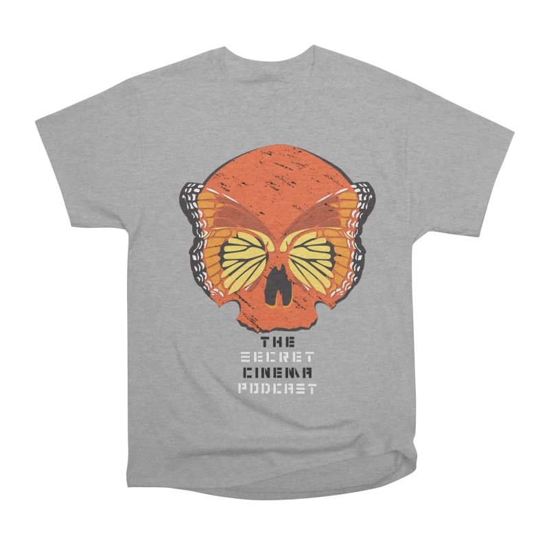 the butterfly effect Men's Heavyweight T-Shirt by The Secret Cinema Podcast Shop