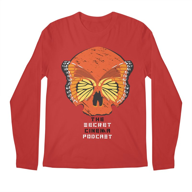 the butterfly effect Men's Regular Longsleeve T-Shirt by The Secret Cinema Podcast Shop