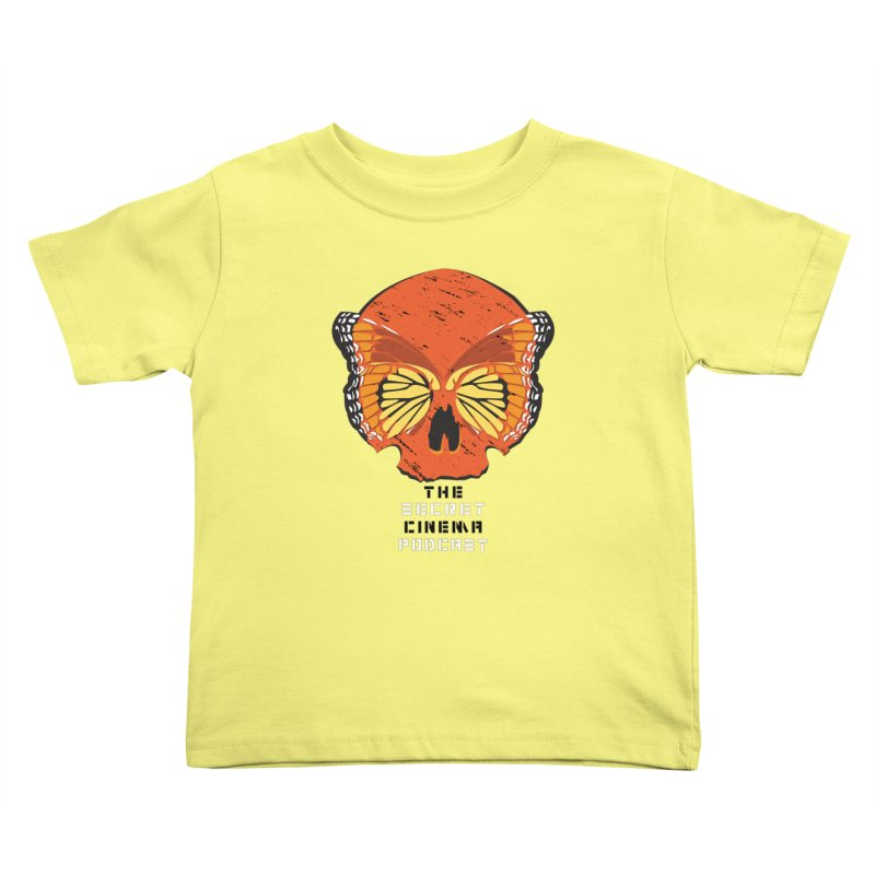the butterfly effect Kids Toddler T-Shirt by The Secret Cinema Podcast Shop