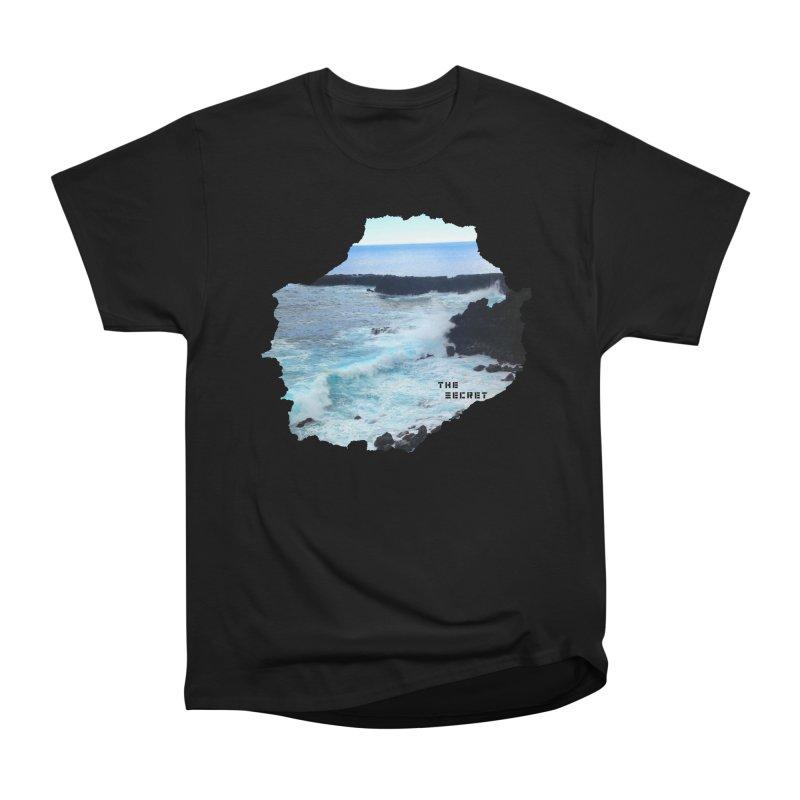 the secret cinema podcast : island edition Women's Heavyweight Unisex T-Shirt by The Secret Cinema Podcast Shop