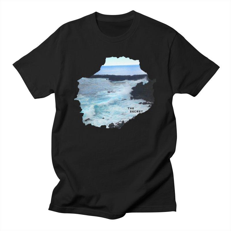 the secret cinema podcast : island edition Women's Regular Unisex T-Shirt by The Secret Cinema Podcast Shop