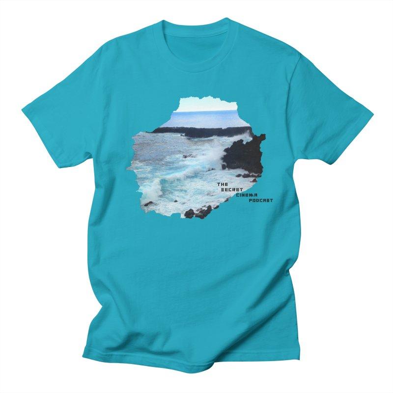 the secret cinema podcast : island edition Men's Regular T-Shirt by The Secret Cinema Podcast Shop