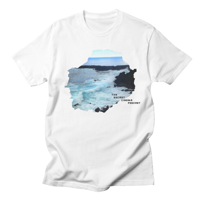 the secret cinema podcast : island edition Men's Regular T-Shirt by The Secret Cinema Podcast Shop